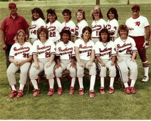 1986 Chaffey College Conference Champions