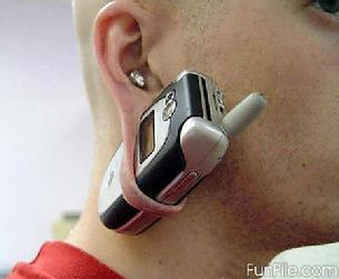 Cals new hands free phone