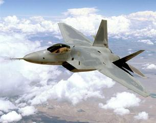 F-22 Raptor stealth fighter will replace the undefeated F-15. One F-22 has been able to go against 12 F-15s and shoot all of them down.