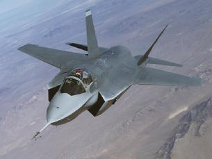 F-35 Lighting II stealth fighter will have 3 versions. The F-35A will replace the Air Force F-16 Falcon, the F-35B STOVL will replace the Marine AV-8B Harrier II, and the F-35C will replace older versions of the Navy FA-18 Hornet.