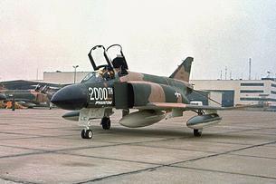 F-4 Phantom 2,000th model produced